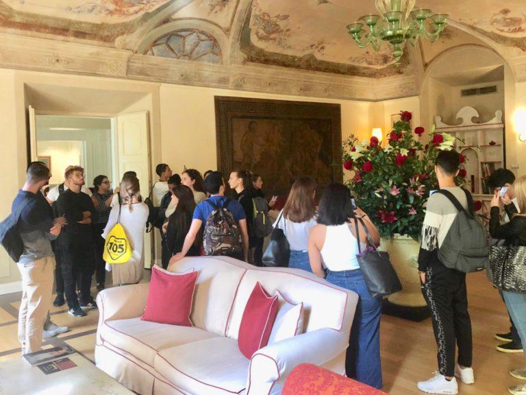 studenti a Montecatini